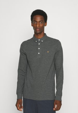 RICKY - Polo shirt - farah grey marl