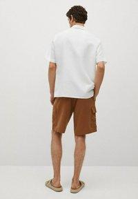 Mango - REGULAR-FIT  - Shirt - blanc - 2