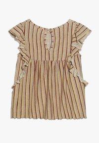 Soft Gallery - FEDORA  - Print T-shirt - jojoba - 1