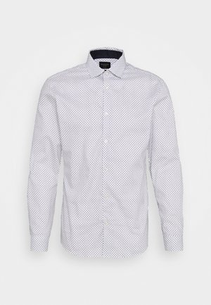 SLHSLIMNEW MARK SLIM FIT - Formal shirt - white