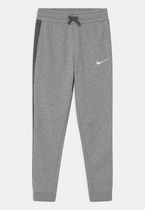 Trainingsbroek - dark grey heather/white