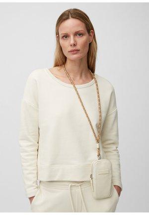 Across body bag - chalk white