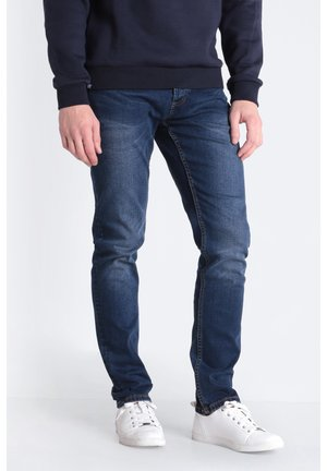 INSTINCT - Straight leg jeans - raw denim