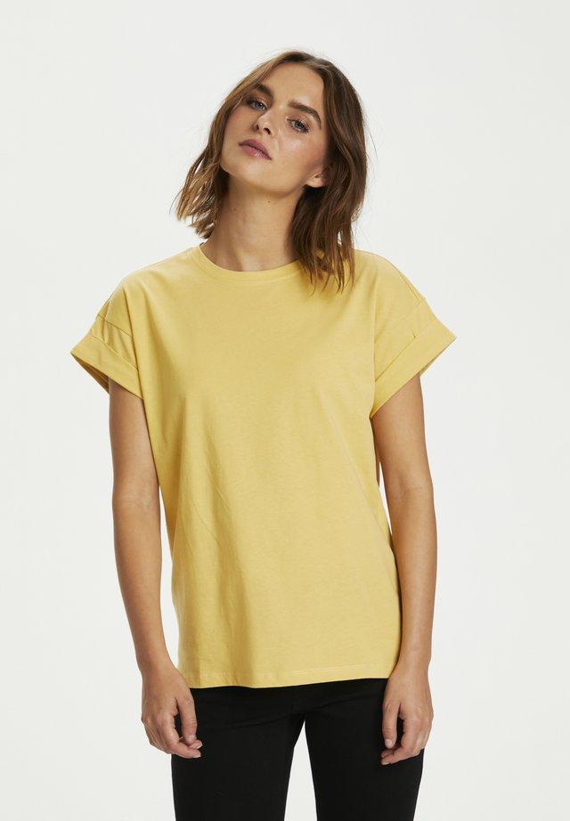 SLCAM - T-shirt basique - rattan