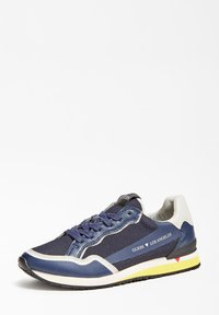 Guess - GENOVA - Sneakers basse - bleu - 3