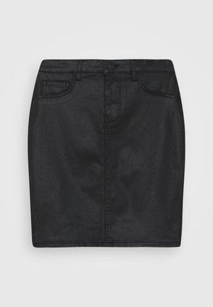 ONLAMAZE LIFE SKIRT - Mini skirt - black