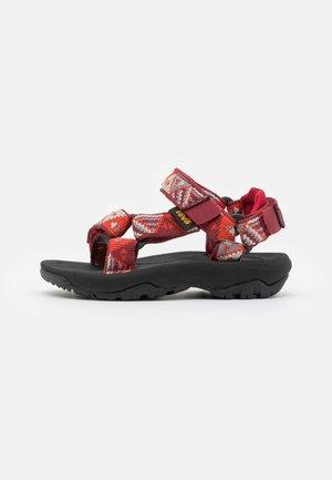 HURRICANE XLT 2 KIDS UNISEX - Walking sandals - chilli pepper