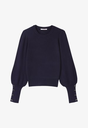Pullover - dark blue/navy blue