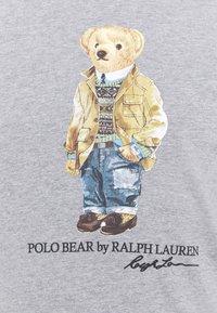 Polo Ralph Lauren - Print T-shirt - andover heather - 6