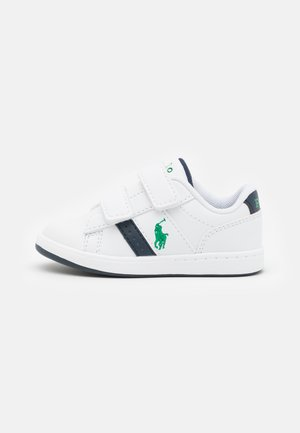 OAKVIEW UNISEX - Zapatillas - white smooth/navy/green