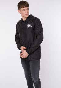 AÉROPOSTALE - Light jacket - black - 1