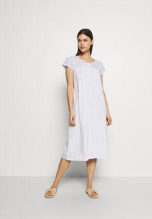 NIGHTDRESS - Nattskjorte - light blue