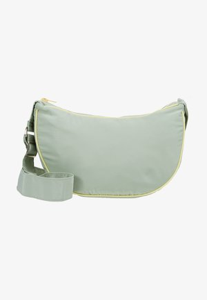 MOON BAG - Schoudertas - silt green
