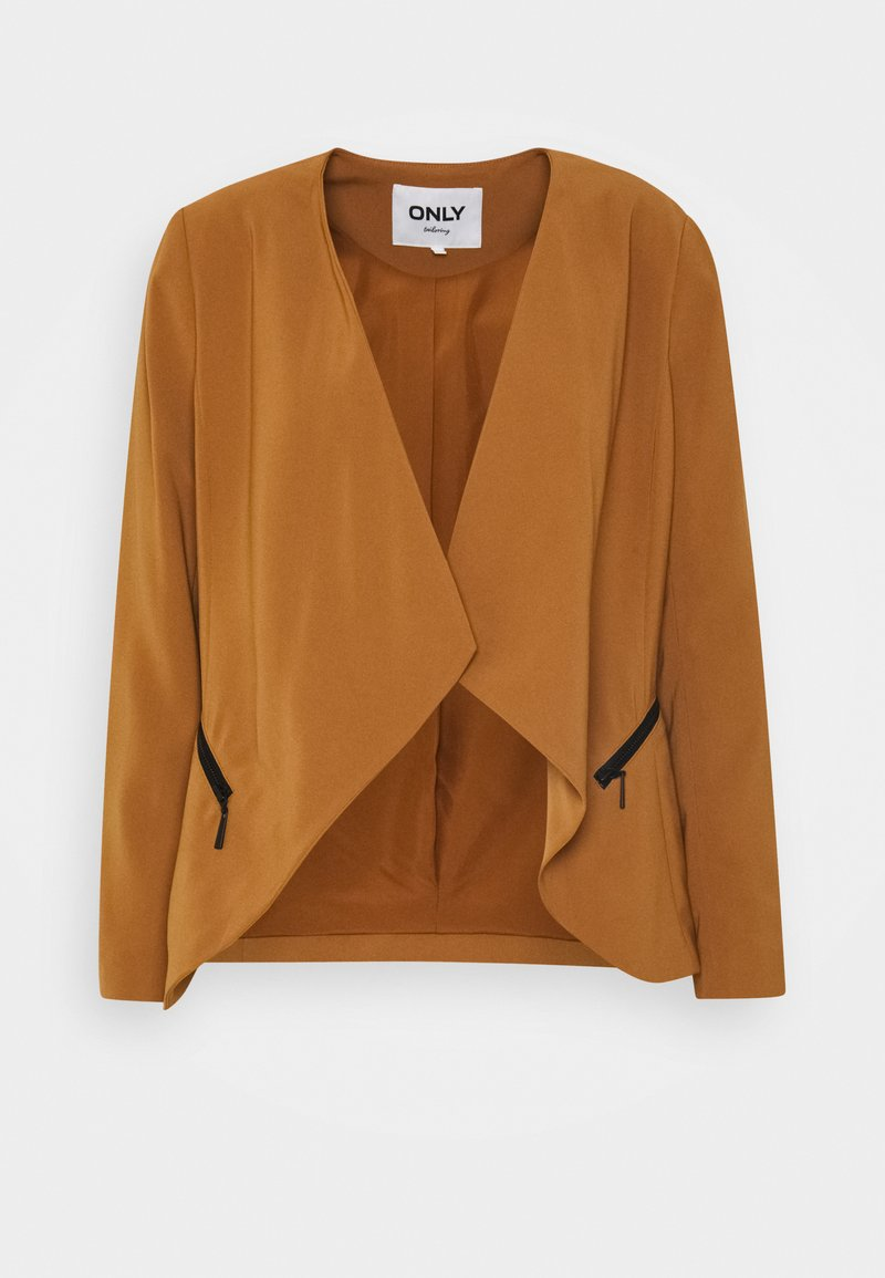 ONLY - ONLSANJA KAYLAH - Blazer - toasted coconut