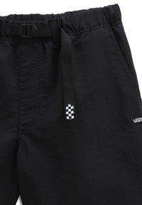 Vans - MN RIDGE LOOSE TAPERED NYLON ELASTIC PNT - Trousers - black - 2