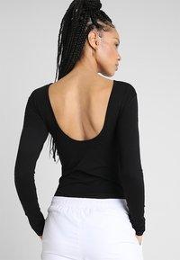 Fila - YULIA BODY - Long sleeved top - black - 2