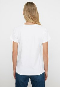 Trendyol - Basic T-shirt - white - 1