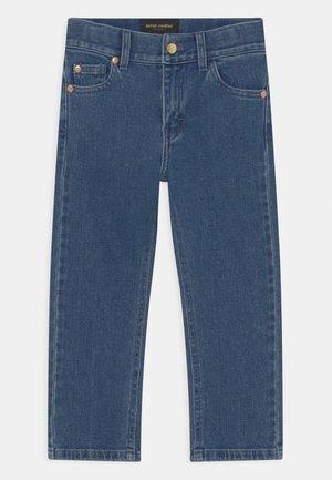 UNISEX - Straight leg jeans - blue