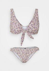 Pieces - PCNUKANA - Bikini - lavender/flower - 0