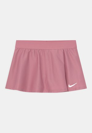 FLOUNCY  - Sports skirt - elemental pink/white