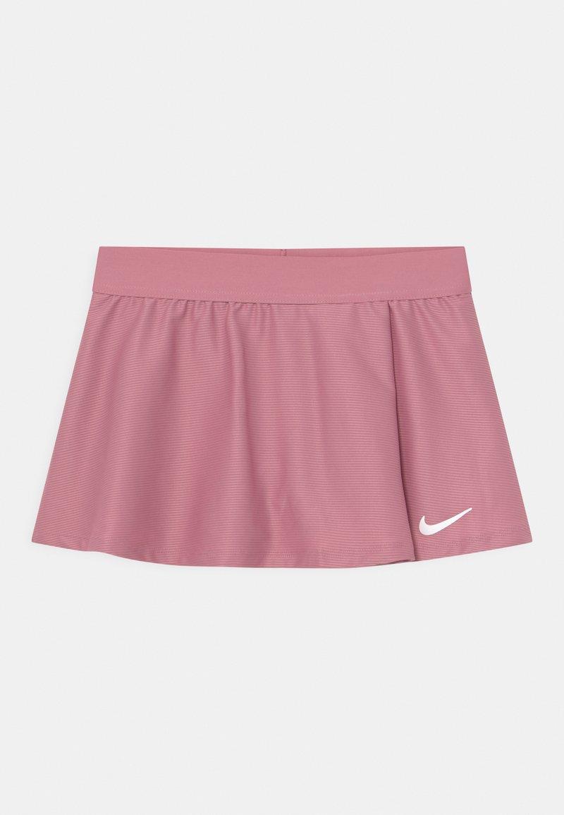 Nike Performance - FLOUNCY  - Sports skirt - elemental pink/white