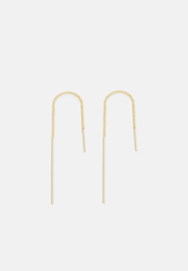 EARRINGS TAHOE - Earrings - gold-coloured