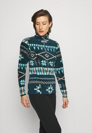 MISMA WOMEN - Fleece jumper - glass