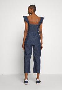 GAP - Tuta jumpsuit - medium indigo - 2