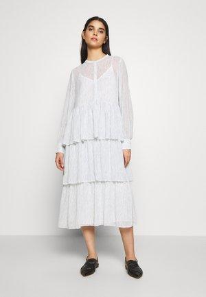 EVAN DRESS - Day dress - surface blue