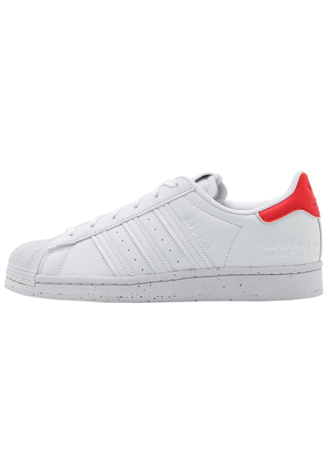 SUPERSTAR - Baskets basses - footwear white/red
