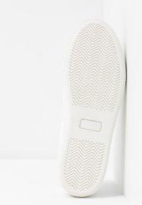 NA-KD - TRAINERS - Nazouvací boty - white - 6