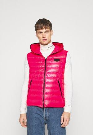CASERSO - Bodywarmer - red