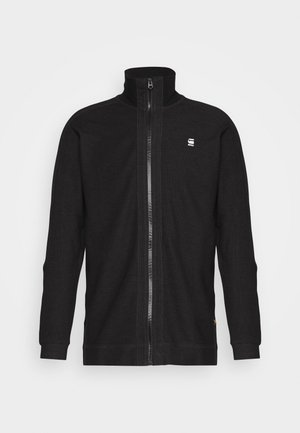 KORPAZ ZIP THROUGH  - Summer jacket - black/shadow