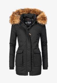 Navahoo - SCHNEEENGEL PRC - Winter coat - black - 0