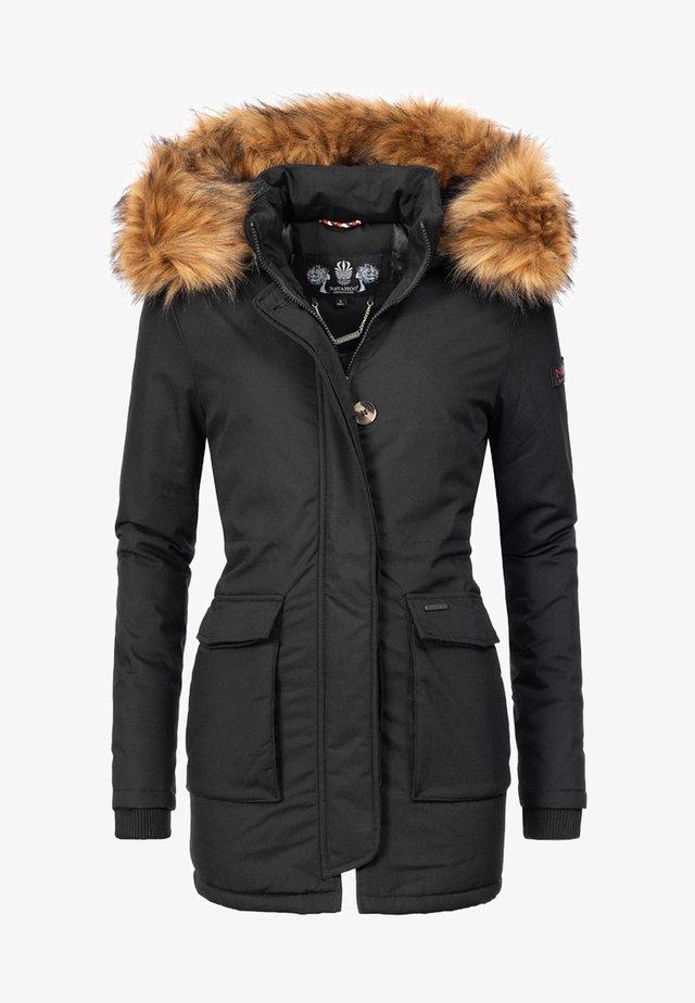 SCHNEEENGEL PRC - Winter coat - black