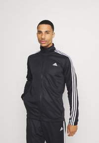 adidas Performance - TIRO AEROREADY SPORTS TRACKSUIT SET - Trainingspak - black - 0