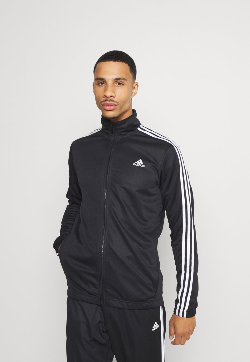 adidas Performance - TIRO AEROREADY SPORTS TRACKSUIT SET - Trainingspak - black