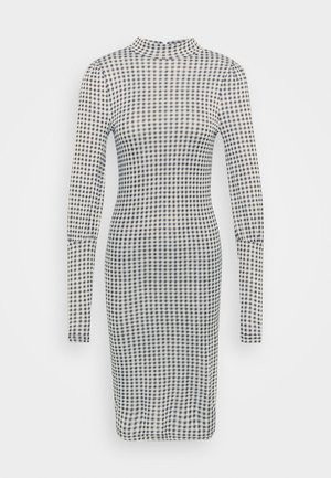 ONLSANDY DRESS - Jumper dress - light grey melange