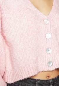 ONLY - ONLBEA CARDIGAN - Cardigan - prism pink - 5