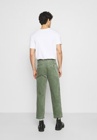 TOM TAILOR DENIM - RELAXED - Trousers - sea spray - 2