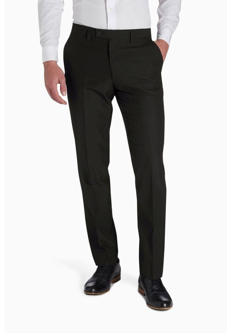 Next - TUXEDO - Pantaloni eleganti - black