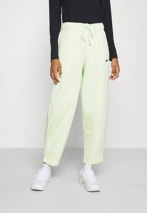Spodnie treningowe - lime ice/black