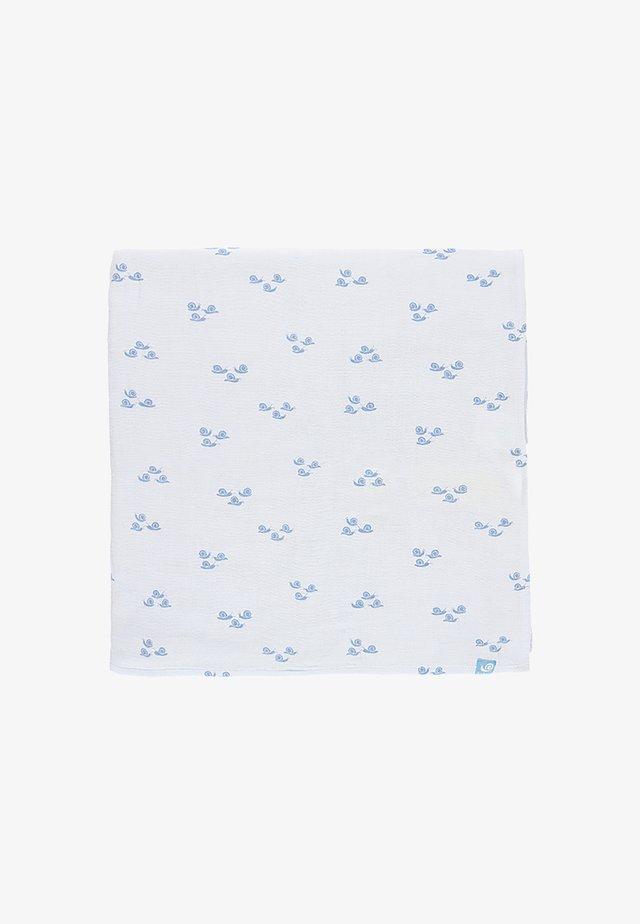 Babydeken - light blue