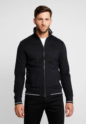 BEBA ZIP - Zip-up hoodie - black