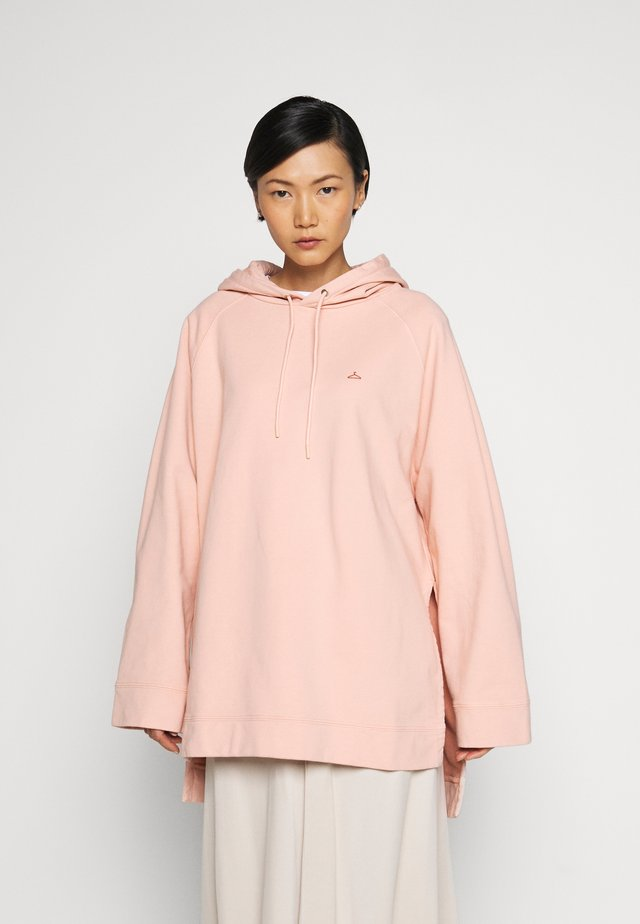 SISSEL HOODIE VINTAGE - Sweat à capuche - washed pink