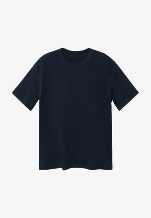 T-shirt basic - bleu marine foncé