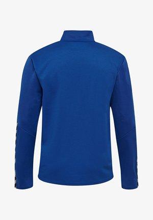 HMLAUTHENTIC - Sweatshirt - true blue