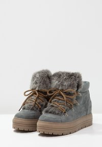 Coolway - OSLO - Ankle boots - grey - 3