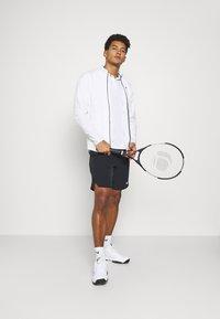 Nike Performance - Sportovní bunda - white/black - 1