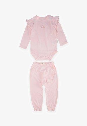 SET - Body / Bodystockings - pink